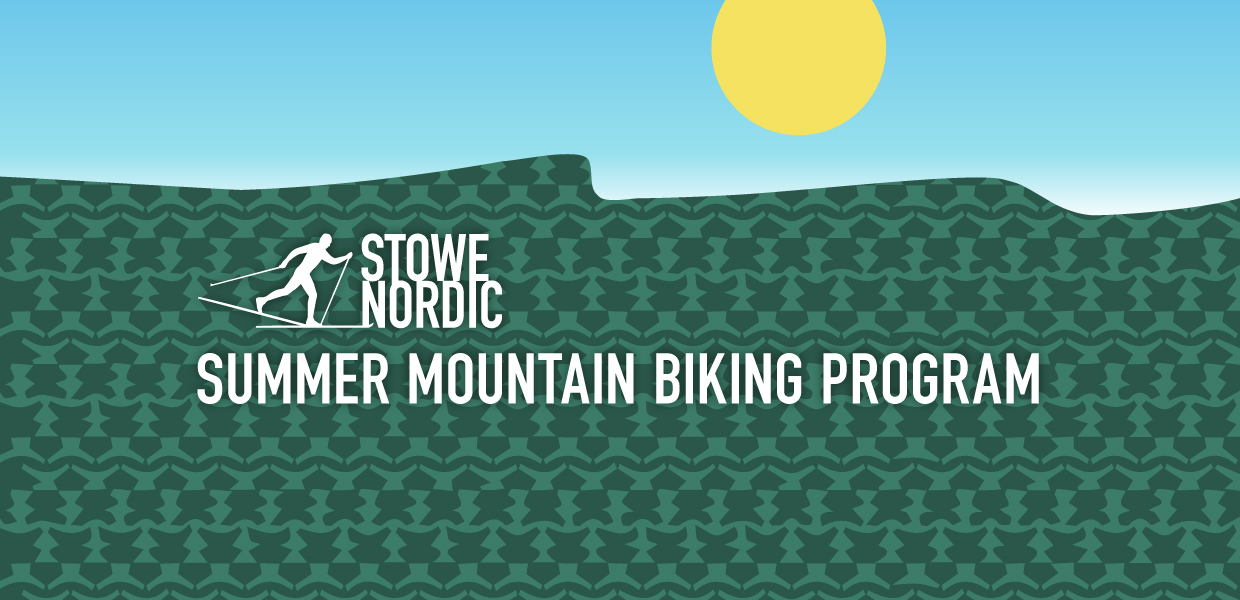 Summer Mtn Bike Slide